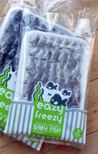 Eazy Freezy Babyfish