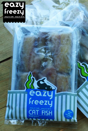 eazy freezy - ikan lele beku