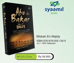 Buku Abu Bakar The 1st Khalifa