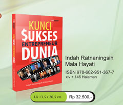 Buku Kunci Sukses Entrepreneur Dunia