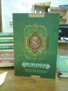 Alquran Bukhara ukuran A5