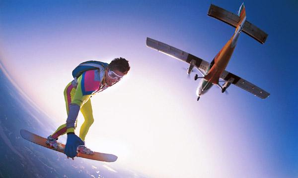 Olahraga Ekstrim Memicu Adrenalin