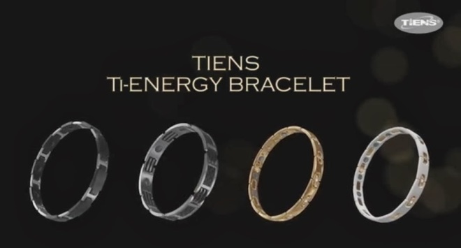 tiens ti-energy bracelet gelang unik, pro kehidupan dan menyehatkan