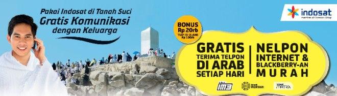 4 Benefit Indosat Haji 2014