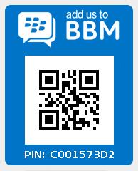 BBM Channel Madu Tropis Brazil