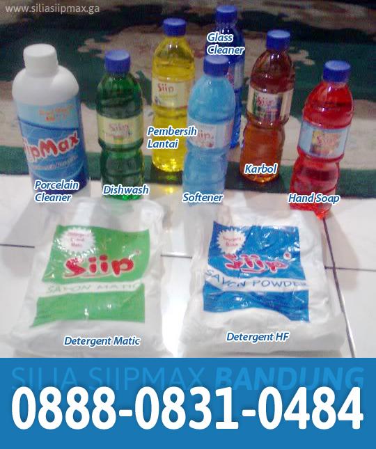 varian produk sabun cair higienis dan ekonomis: Siipmax