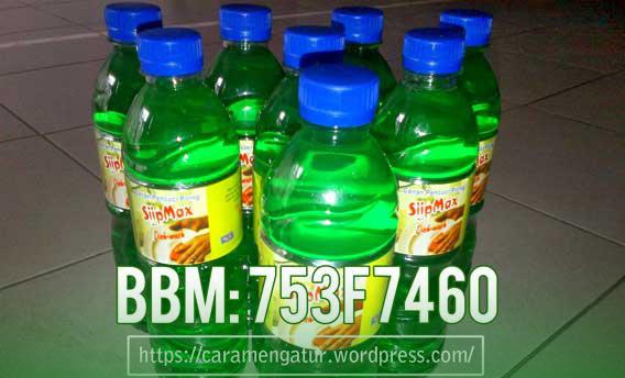 Cairan Pencuci Piring Siip Max Dish Wash kemasan botol 600 ml