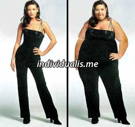 Langsing versus obesitas