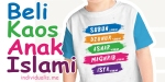 Beli Kaos Anak Islami