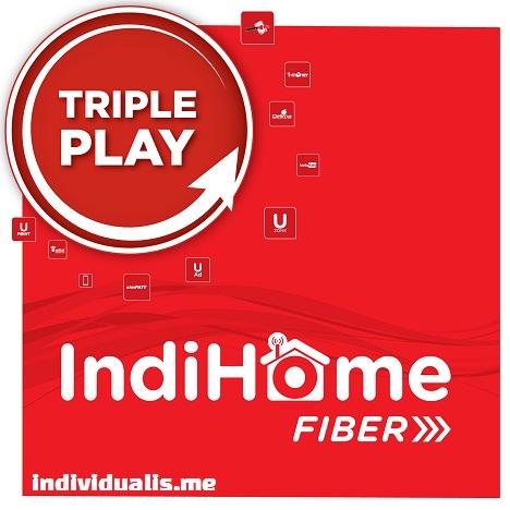 IndiHome Fiber Triple Play