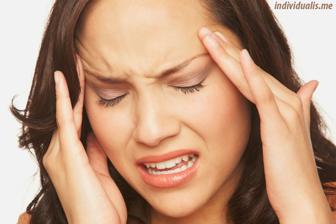 Sakit kepala kerap menyerang pada wanita dewasa