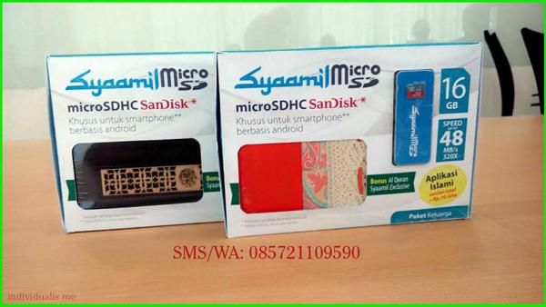 Syaamil Micro SD merupakan sebuah solusi bagi anda pengguna Android yang memerlukan konten syaamil note dan syaamil tabz