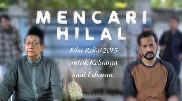 Mencari Hilal Film Religi 2015 untuk Keluarga saat Lebaran.