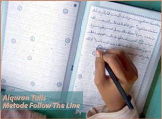 Alquran-Tulis-Metode-Follow-The-Line