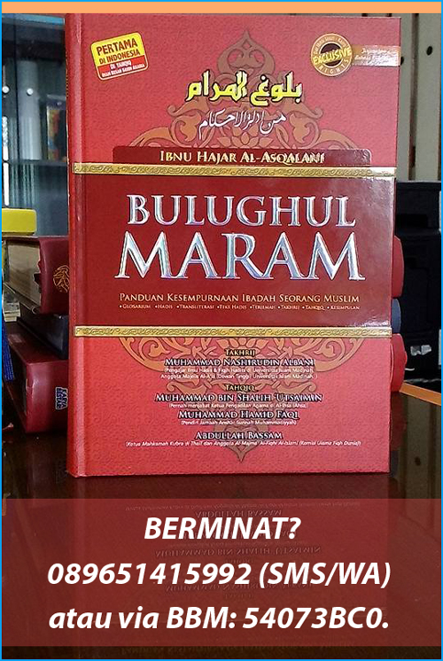 BERMINAT-beli-Bulughul-Maram-Cordoba-Internasional
