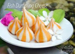 ikan isi keju atau fish dumpling cheese