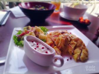 Grill-Chicken menu yang tersedia di Urband Cafe Bdg