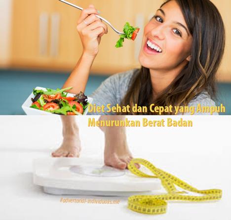 6 Tips Diet Yang Sehat Dan Alami Agar Cepat Kurus