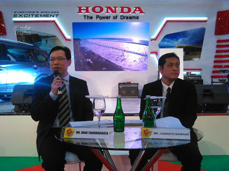 Honda BR-V memiliki interior yang dirancang secara premium, berfitur canggih dan desain bergaya.