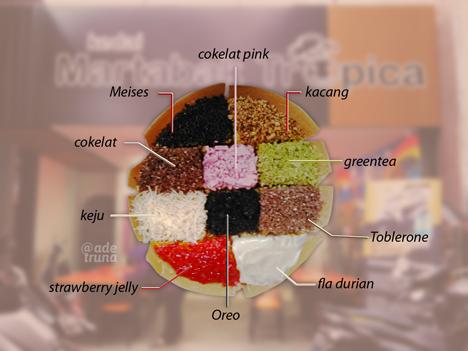 10 Rasa Martabak Pizza Sensasional dari Martabak Tropica