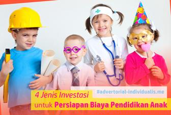 4 Jenis Investasi untuk Persiapan Biaya Pendidikan Anak