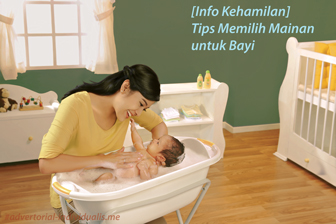 [Info Kehamilan] Tips Memilih Mainan untuk Bayi