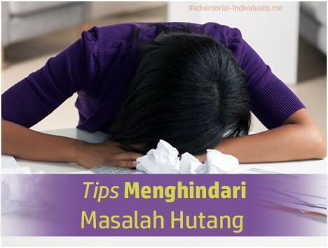 Tips Menghindari Masalah Hutang