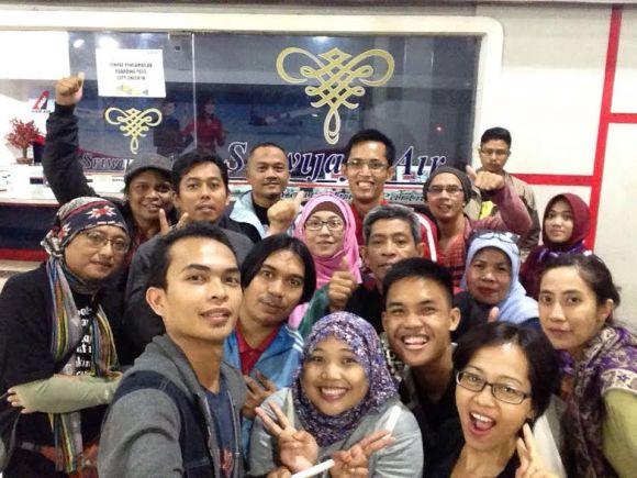line-up 18 #KelasBlogger