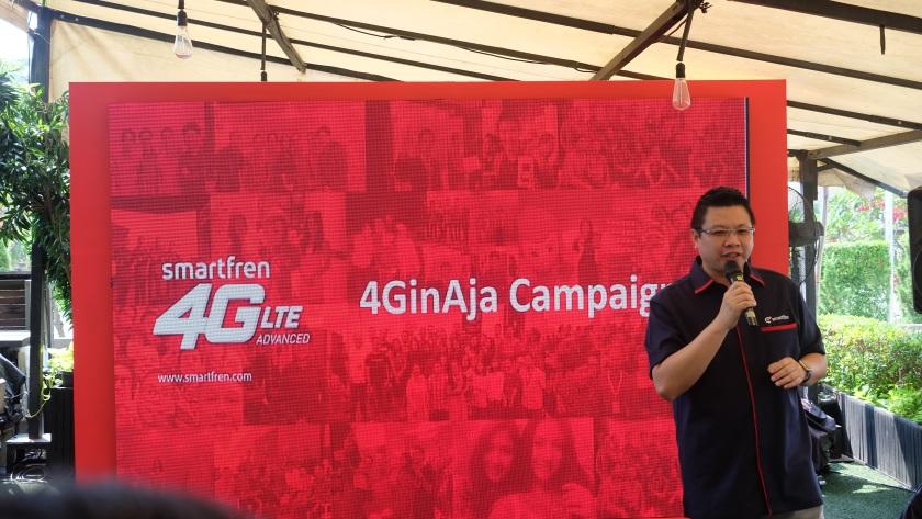 4GinAja Campaign 2016
