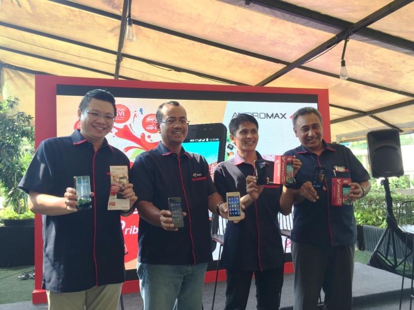 Derrick Surya, VP Brand and Marcomm Smartfren