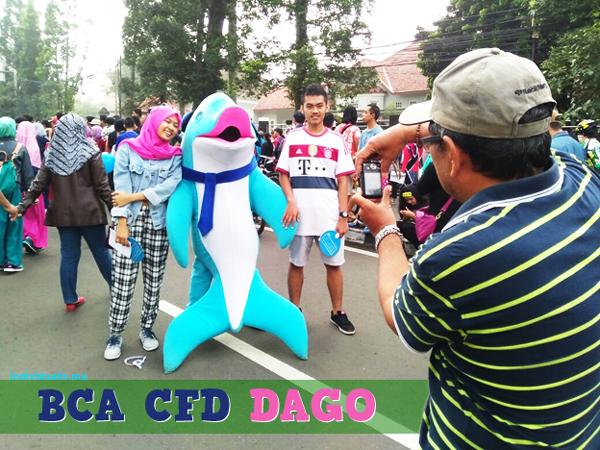 BCA Car Free Day Dago