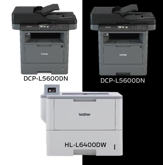 inilah 6 printer mono laser dari Brother
