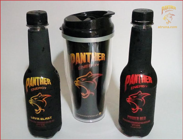 2 varian Panther Energy Lava Blast dan Power-Red