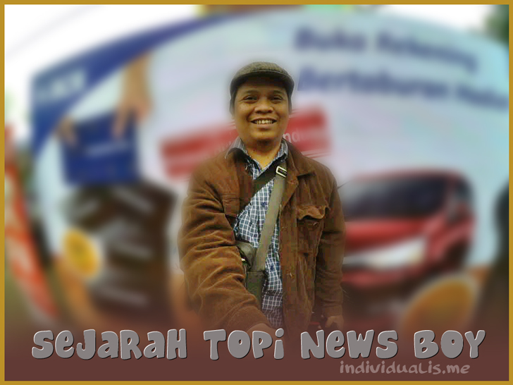 Sejarah Topi NewsBoy