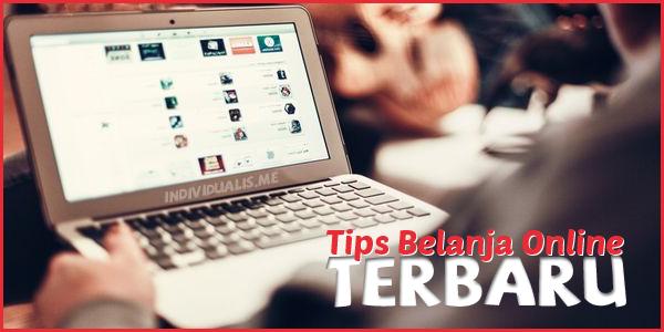 tips belanja online terbaru