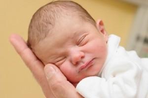 bayi yang baru lahir