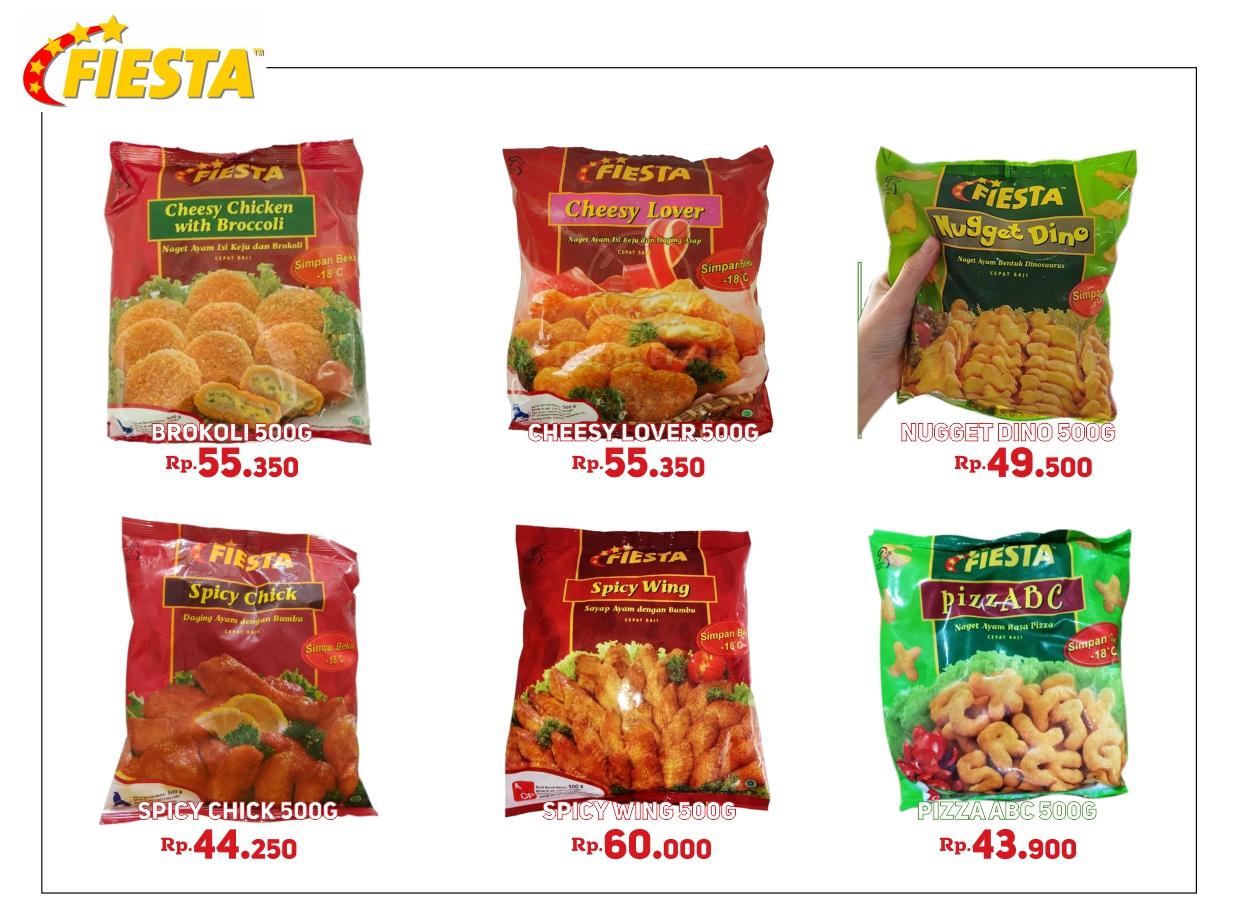 Silakan order Frozen Food Fiesta - WA: 085721109590