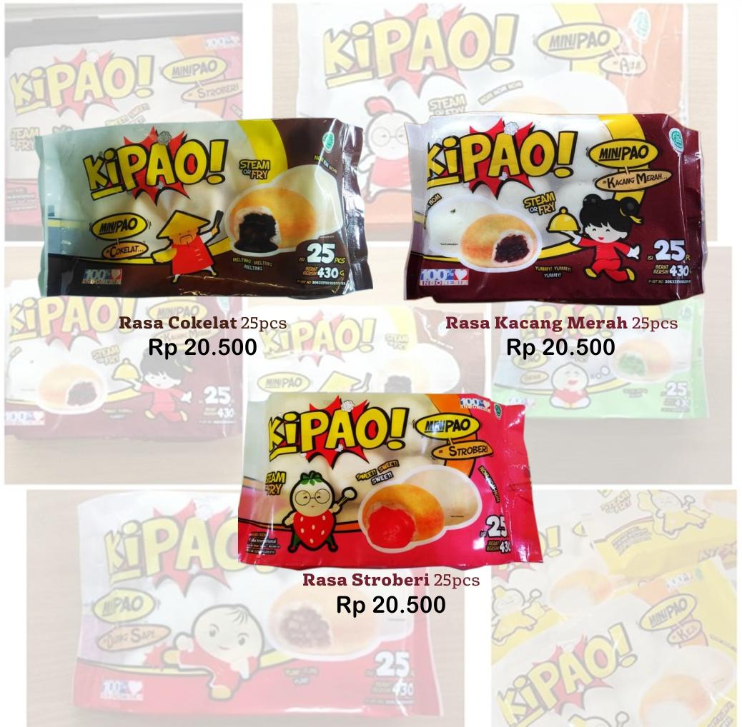 Silakan order Frozen Food Kipao - WA: 085721109590